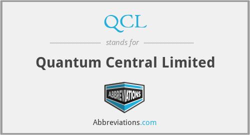 QCL - Quantum Central Limited
