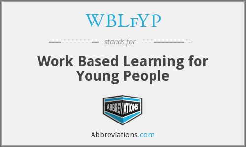 What does WBLFYP stand for?