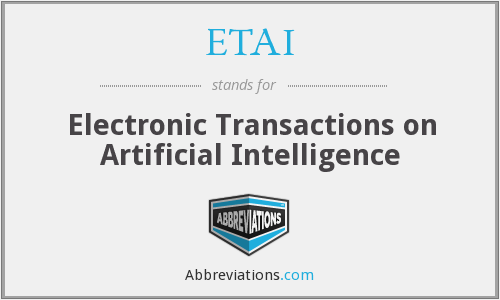 What does ETAI stand for?