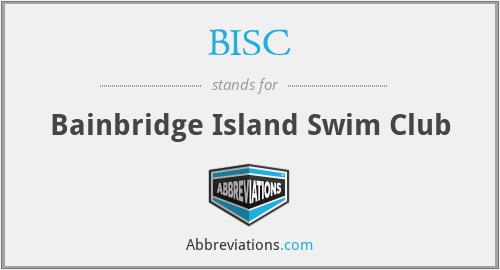 BISC - Bainbridge Island Swim Club