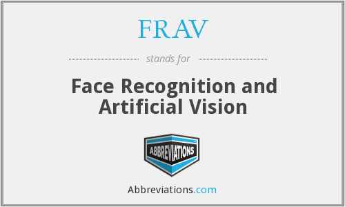 What does FRAV stand for?