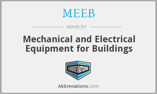 What does MEEB stand for?