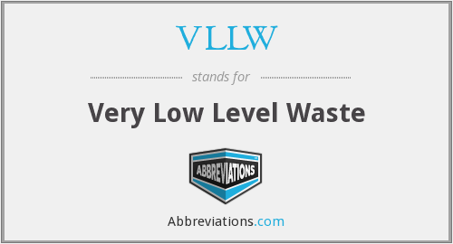What does VLLW stand for?