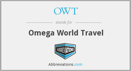 OWT - Omega World Travel