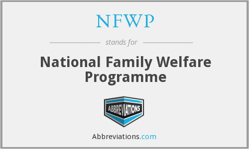 What does NFWP stand for?