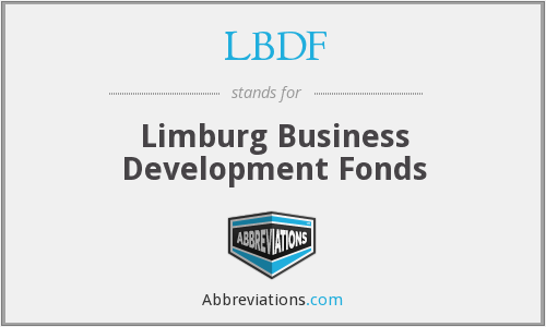 What does LBDF stand for?