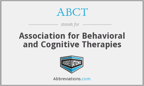 What does ABCT stand for?