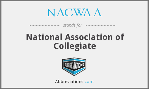 What does NACWAA stand for?