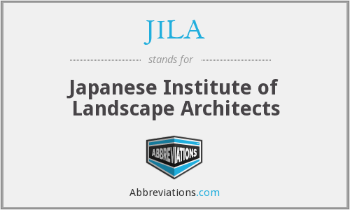 What does JILA stand for?