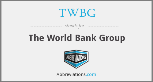 What does TWBG stand for?