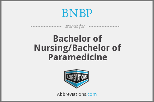 What does BNBP stand for?