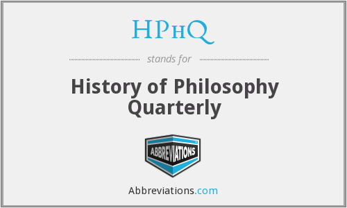 What does HPHQ stand for?