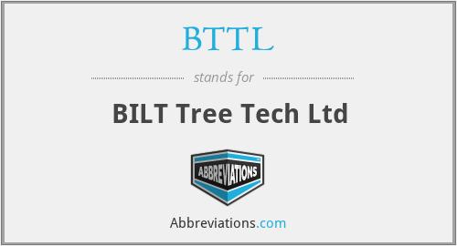 BTTL - BILT Tree Tech Ltd