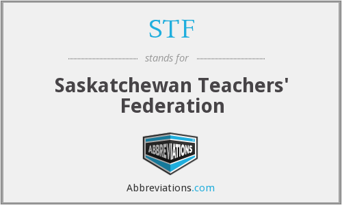 STF - Saskatchewan Teachers' Federation