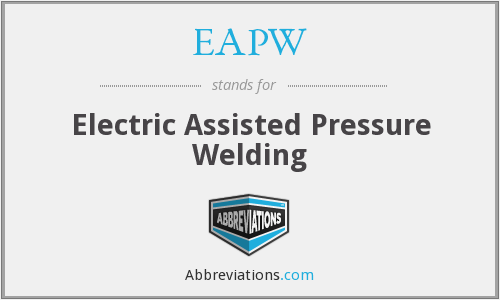 What does EAPW stand for?