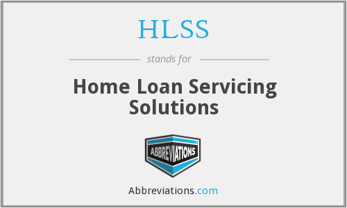 What does HLSS stand for?