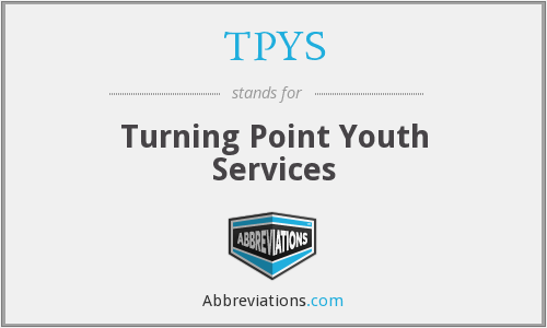 TPYS - Turning Point Youth Services