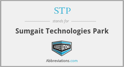 STP - Sumgait Technologies Park