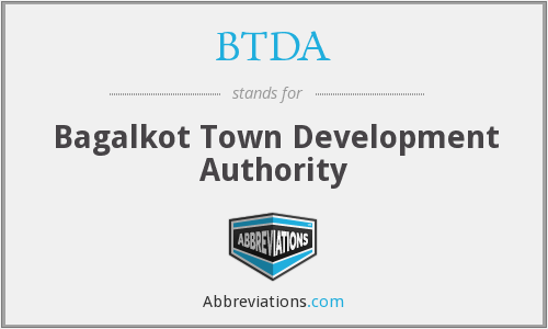 What does BTDA stand for?