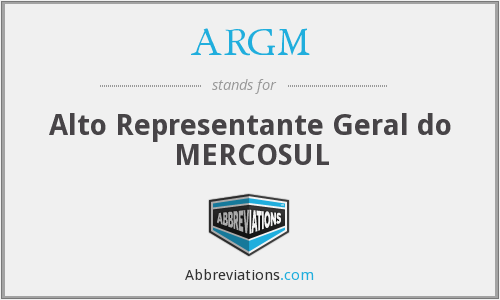 What does MERCOSUL stand for?