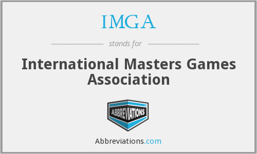 What does IMGA stand for?