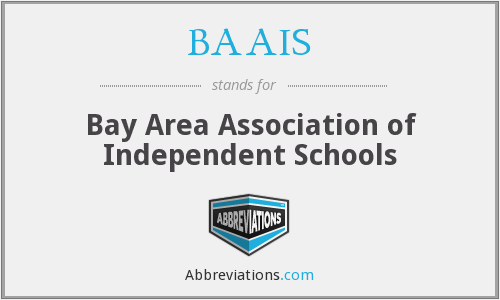 What does BAAIS stand for?