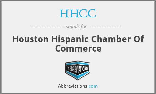 HHCC - Houston Hispanic Chamber Of Commerce