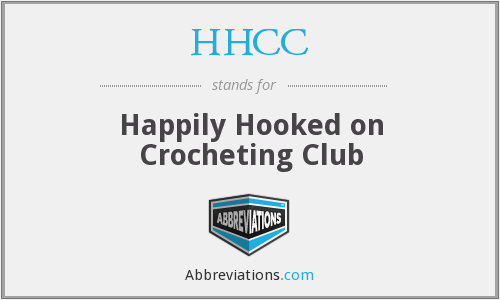 HHCC - Happily Hooked on Crocheting Club
