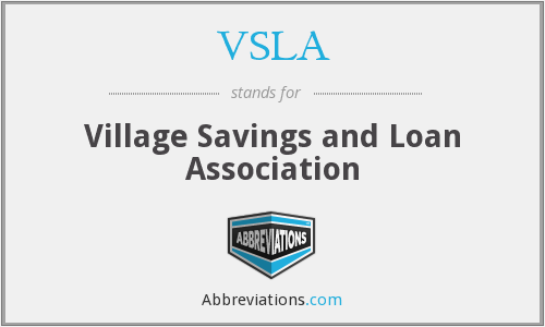 What does VSLA stand for?