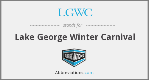 LGWC - Lake George Winter Carnival