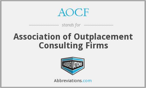 What does AOCF stand for?