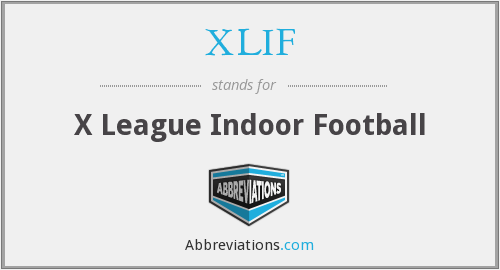 What does XLIF stand for?