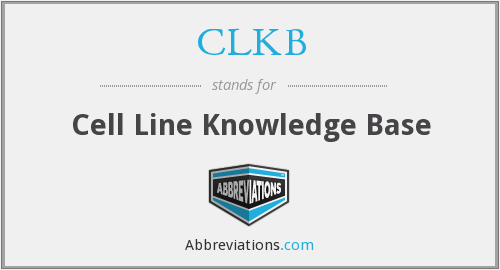 What does CLKB stand for?