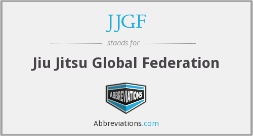 What does JJGF stand for?