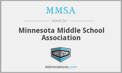 MMSA - Minnesota Middle School Association