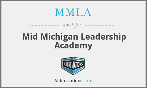 MMLA - Mid Michigan Leadership Academy