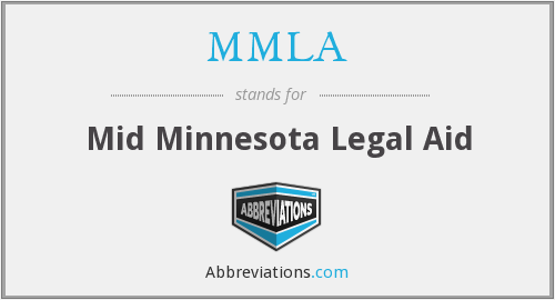 MMLA - Mid Minnesota Legal Aid