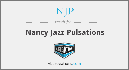 What does NJP stand for?
