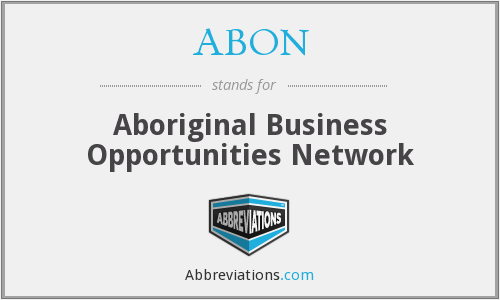 What does ABON stand for?
