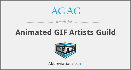 AGAG - Animated GIF Artists Guild
