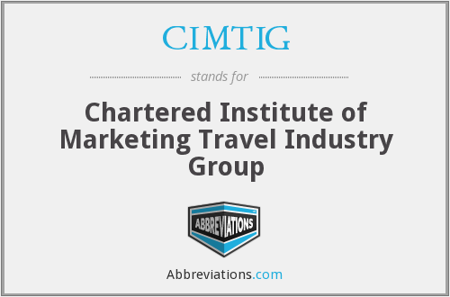 What does CIMTIG stand for?