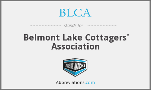 What does BLCA stand for?