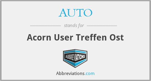 AUTO - Acorn User Treffen Ost