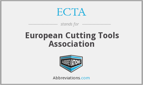 What does ECTA stand for?