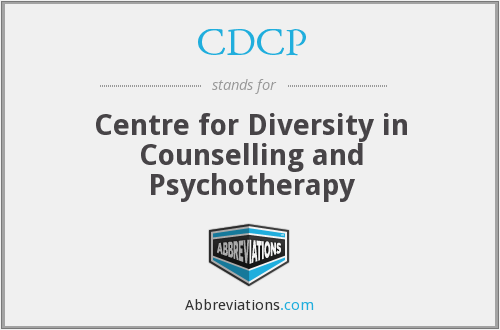 CDCP - Centre for Diversity in Counselling and Psychotherapy