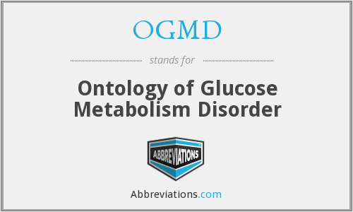 What does OGMD stand for?