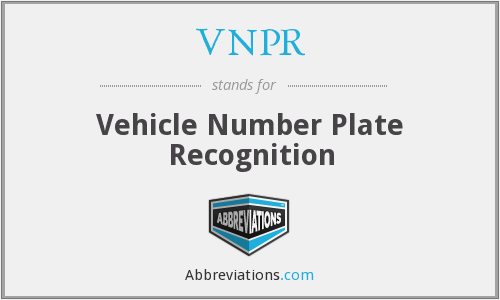 What does VNPR stand for?