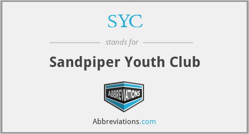 SYC - Sandpiper Youth Club