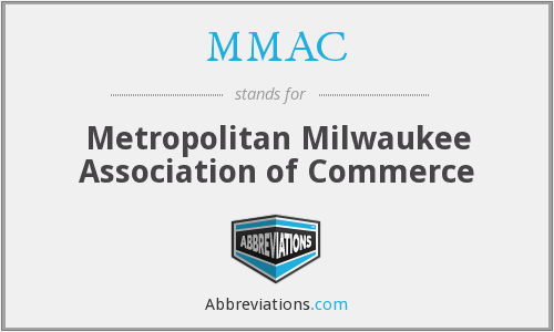 What does MMAC stand for?
