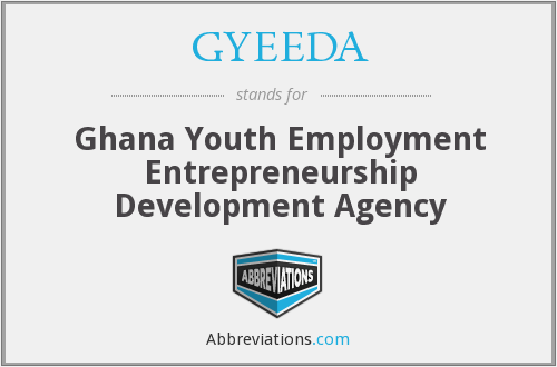 What does GYEEDA stand for?